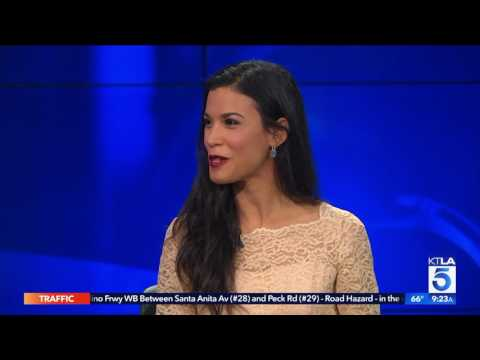 Danay Garcia Shares What it's Like Filming