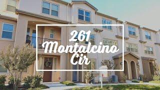 261 Montalcino Cir, San Jose, CA 95111