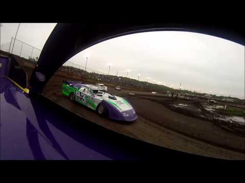 Robbie Bauman Jr | SBLM Heat Race 05.09.2015 | Peoria Speedway