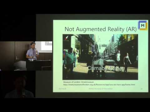 Dr Asanobu Kitamoto (Centre for Open Data in the Humanities) - Memory hunting at Ritsumeikan
