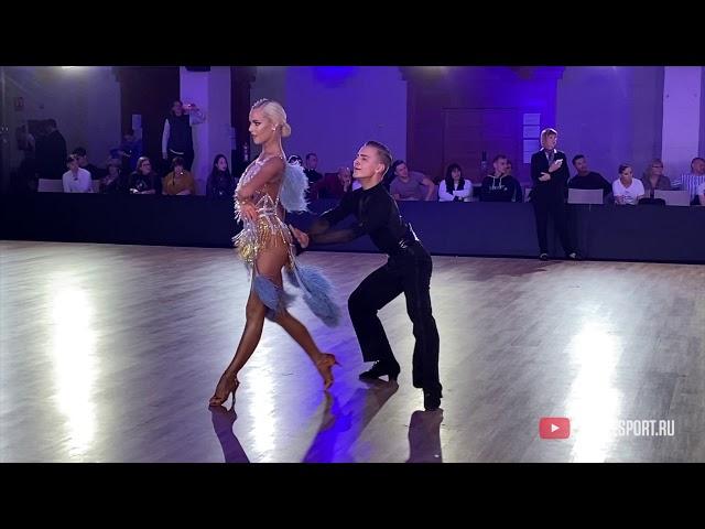 Robert Veide - Amanda Rebeca Padar EST, Rumba / DanceSport Cup, Benidorm