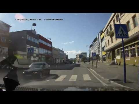 2012.08.19 город Finnsnes, Norge
