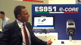 HSD introduces the new ES951 e-core spindle at LIGNA 2013