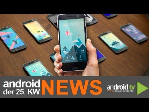 HTC Sense 8.0 bald für alle! - weekly NEWS 25.KW [GER]