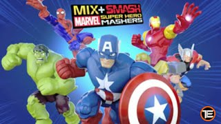 How to download mix+smash marvel mashers