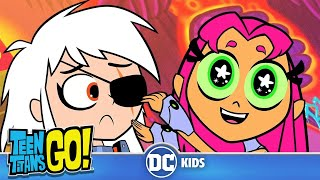 Teen Titans Go! | Girls To The Rescue! | DC Kids