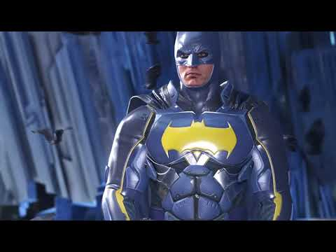Injustice 2: Easter Egg #6 - The 1966 Batman TV Show (The Batphone)