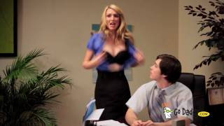 GoDaddy Entry The Office Genius