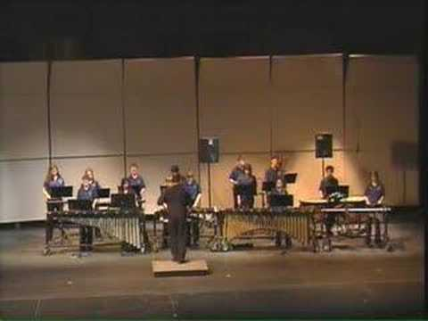 Wayside Middle School Percussion  Dance of the Swans