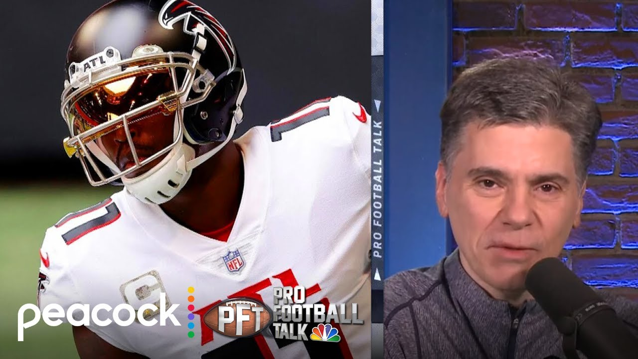 Falcons GM Fontenot on possible Julio Jones trade: 'You have to ...