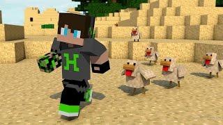 SAPIK HERİFLER - Minecraft Takımlı Build Battle