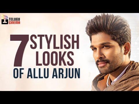 Allu Arjun 7 Stylish Looks Gangothri To Dj Duvvada Jagannadham