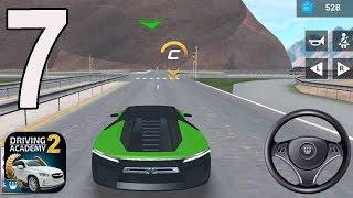 Driving Academy 2: Car School - Gameplay Walkthrough Part 7 (iOS, Android)