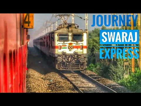Mumbai To Surat : Onboard Swaraj Express | INDIAN RAILWAYS