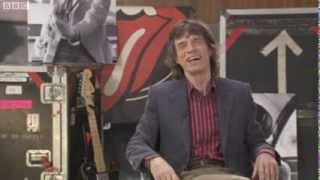 Chris Evans interviews Rolling Stones (Part2)
