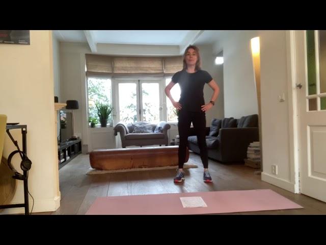 Een jaar lang fit deel 4: benen & buik