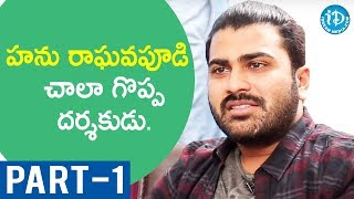 Actor Sharwanand Exclusive Interview Part #1 || Talking Movies With iDream