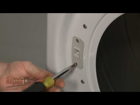 Door Latch Assembly - LG Electric Dryer
