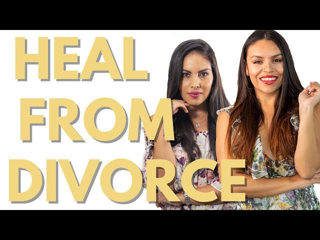 How To Cope With A Divorce! 4 Stages To HEALING!