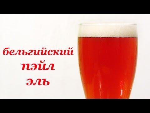 Домашнее пиво. Бельгийский Пэйл Эль. От варки до дегустации