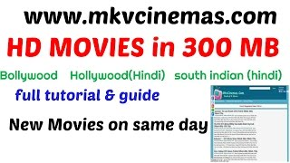 How to download hollywood movie in hindi(dual audio)