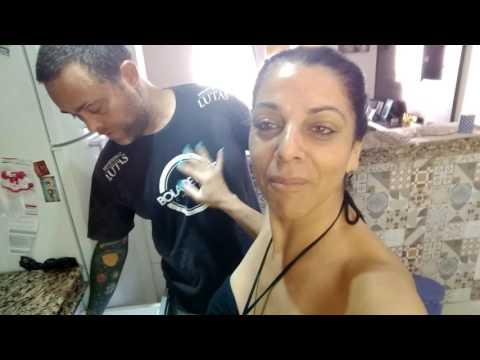 Vlog: DIY...UM DEGRAU DE ESCADA QUE VIROU CRIADO MUDO...