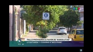 MENOS CUADRAS PARA MOVIPARK EN FAVOR DE NARANJITAS