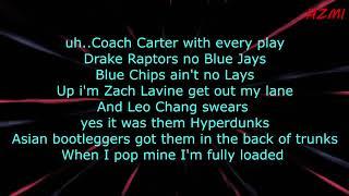 Joe Flizzow Hitz MET10 - 16 Baris Bonus Episode | Lyric Video