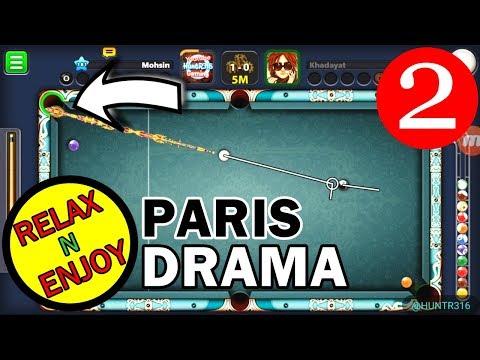 RELAX N ENJOY (Episode #2) PARIS DRAMA [MINICLIP 8BALLPOOL]