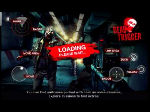 How to hack dead trigger (unl gold, Exp,money)