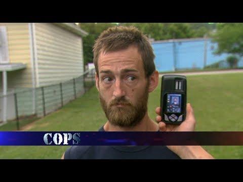 I'm Not Bubba, Officer J.I. Cooper, COPS TV SHOW