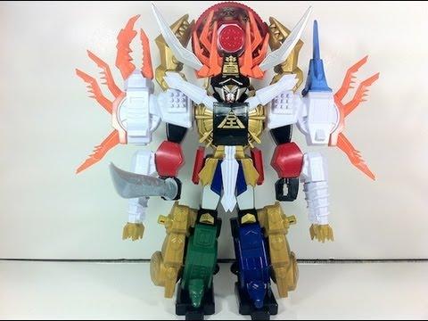 Review samurai gigazord power rangers super samurai - Jeux de power rangers super samurai ...