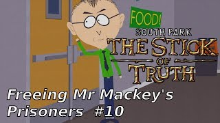 South Park The Stick of Truth Part 10 - Freeing Mr  Mackey's Prisoners