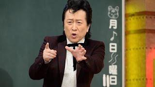 歌手の高橋ジョージが、31日(19:00~21:48)に放送されるテレビ朝日系バ...