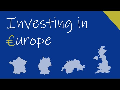 Investing in the European Stock Market 101