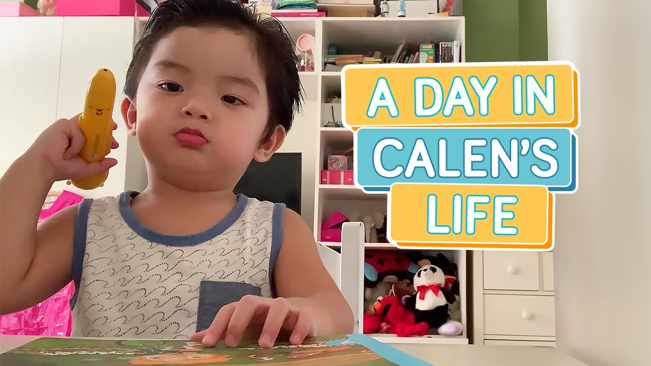 A DAY IN THE LIFE OF A TODDLER - Alapag Family Fun