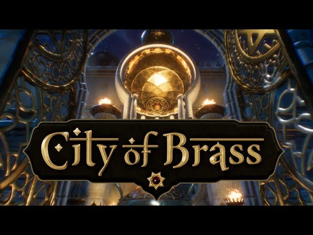 City of Brass on Nintendo Switch - Available Now!