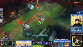 Voyboy - Rumble vs Gnar Top - League of Legends Full Game