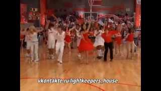 Рука к руке  Классный Мюзикл  Hight School Musical in Russian)