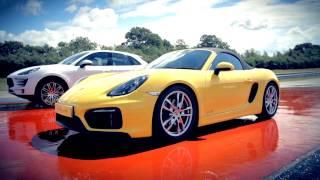 Winter tyres: enjoy your Porsche year-round