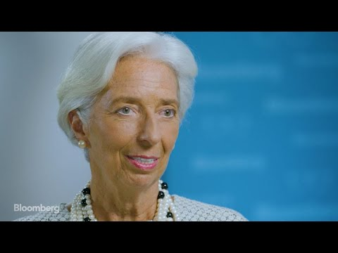 IMF Head Christine Lagarde Once Headed World's Largest Law Firm