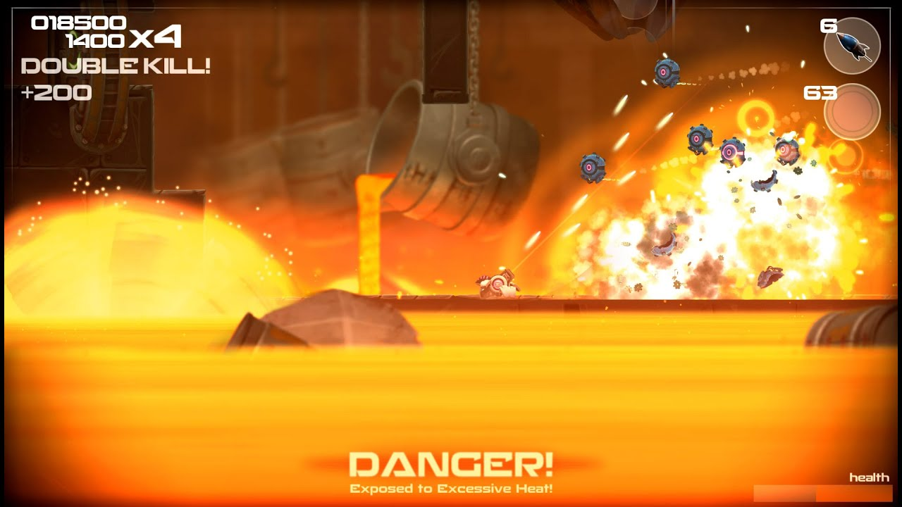 RIVE - Pure Gameplay Trailer