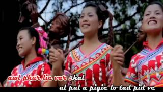 Lahu song from China 7