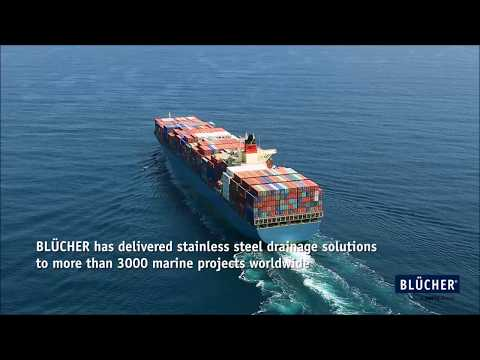 BLÜCHER Marine Company profile - supplier of the year