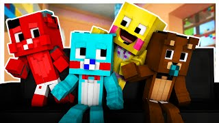 BABY FIVE NIGHTS AT FREDDY'S! | Minecraft Who's Your Daddy Roleplay
