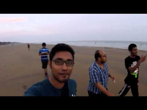 Road Trip Kolkata to Digha : GoPro Hero 4