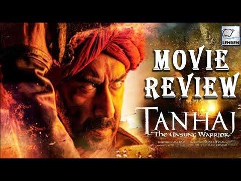 Tanhaji: The Unsung Warrior MOVIE REVIEW | Ajay Devgn | Saif Ali Khan | Kajol | LehrenTV