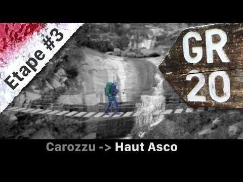 Refuge Ascu Gr20 De Carrozzu Etape 3 Tagnu Youtube POZikXuT