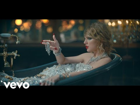 "Taylor Swift - ""Look What You Made Me Do"" (Video)"