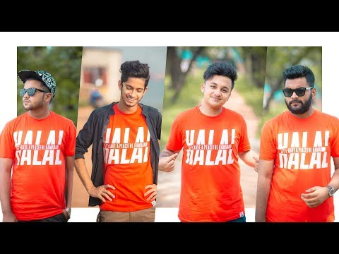 We Are Back | Atomic Brand | Halal T-Shirt | Ahsan Habib Niloy | Ahsan official